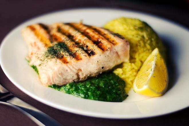 food-dinner-lemon-rice